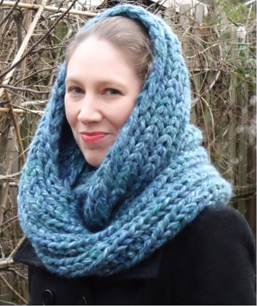 Frost Giant - a free pattern by La Visch Designs