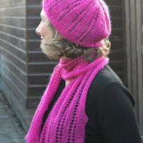 zoel hat by La Visch Designs
