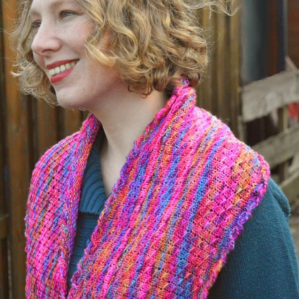Ayamaru Cowl by La Visch Designs