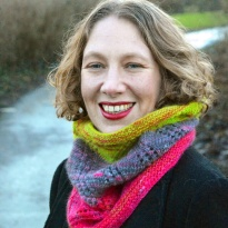 flits! cowl by La Visch Designs