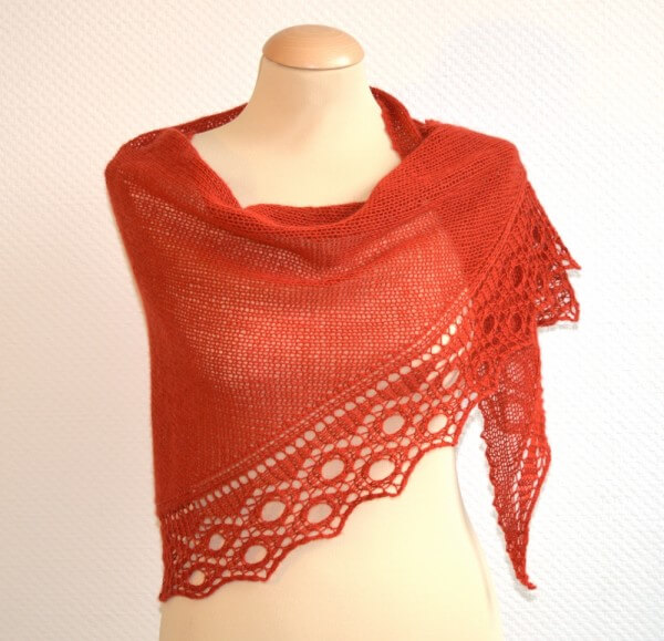 cirkel shawl