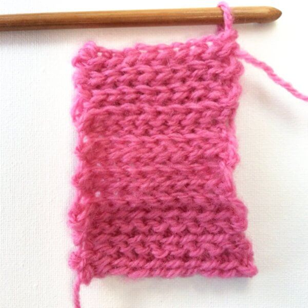introduction to slip stitch crochet