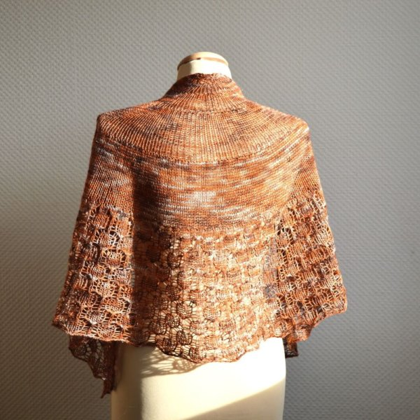 diva shawl by La Visch Designs
