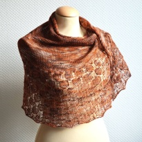 Diva Shawl by La Visch Designs