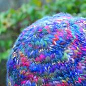 gladiool hat by La Visch Designs