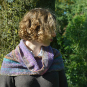 ladder cowl by La Visch Designs