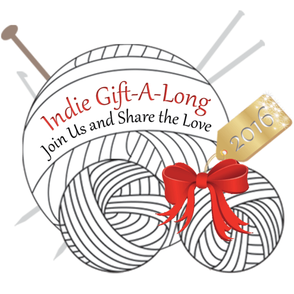 Logo of the 2016 Gift-A-Long