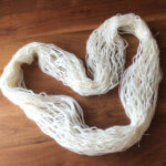 Natural dyeing part 1: washing the wool - a tutorial by La Visch Designs