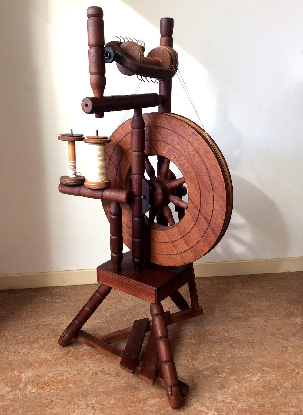Types Of Spinning Wheels La Visch Designs