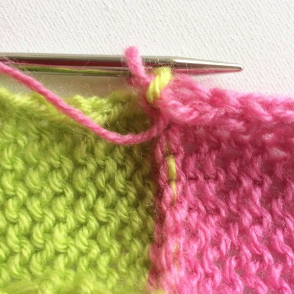 3-needle bind off - a tutorial by La Visch Designs