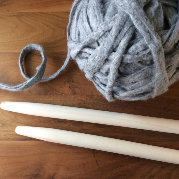 Extreme knitting - a tutorial by La Visch Designs