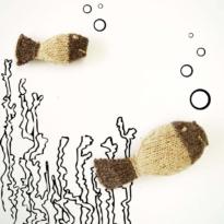 a knitting pattern by La Visch Designs