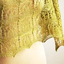 Olivijn shawl by La Visch Designs