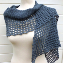bezaan shawl by La Visch Designs