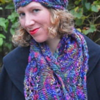 gladiool cowl by La Visch Designs