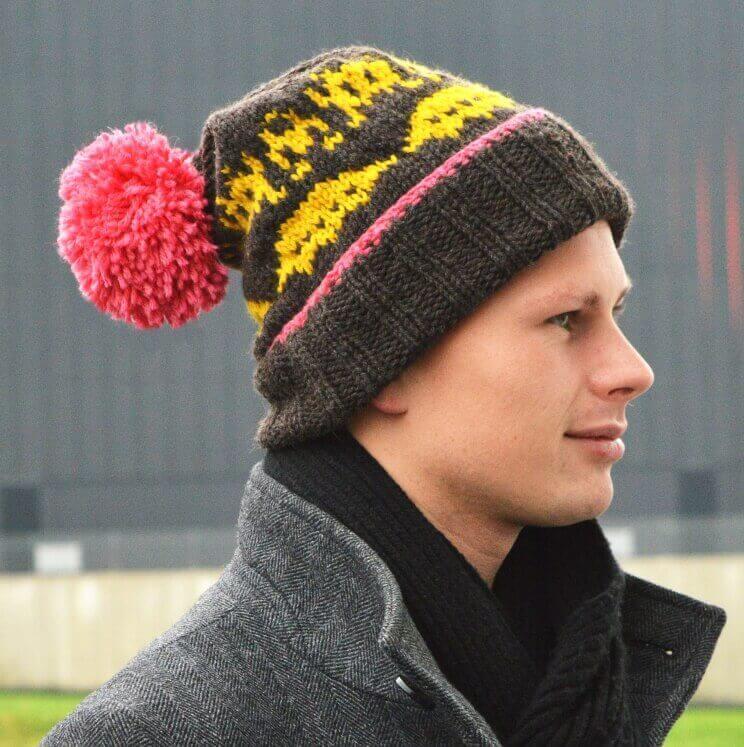 Old School Gaming hat by La Visch Designs