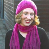 zoel scarf by La Visch Designs