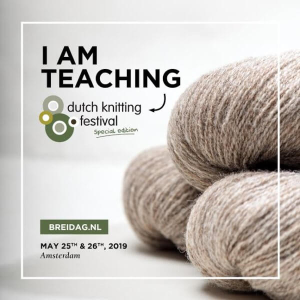 dutch knitting festival 2019 - special edition