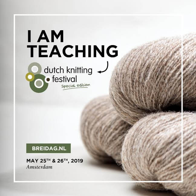 Dutch knitting festival 2019 - special edition
