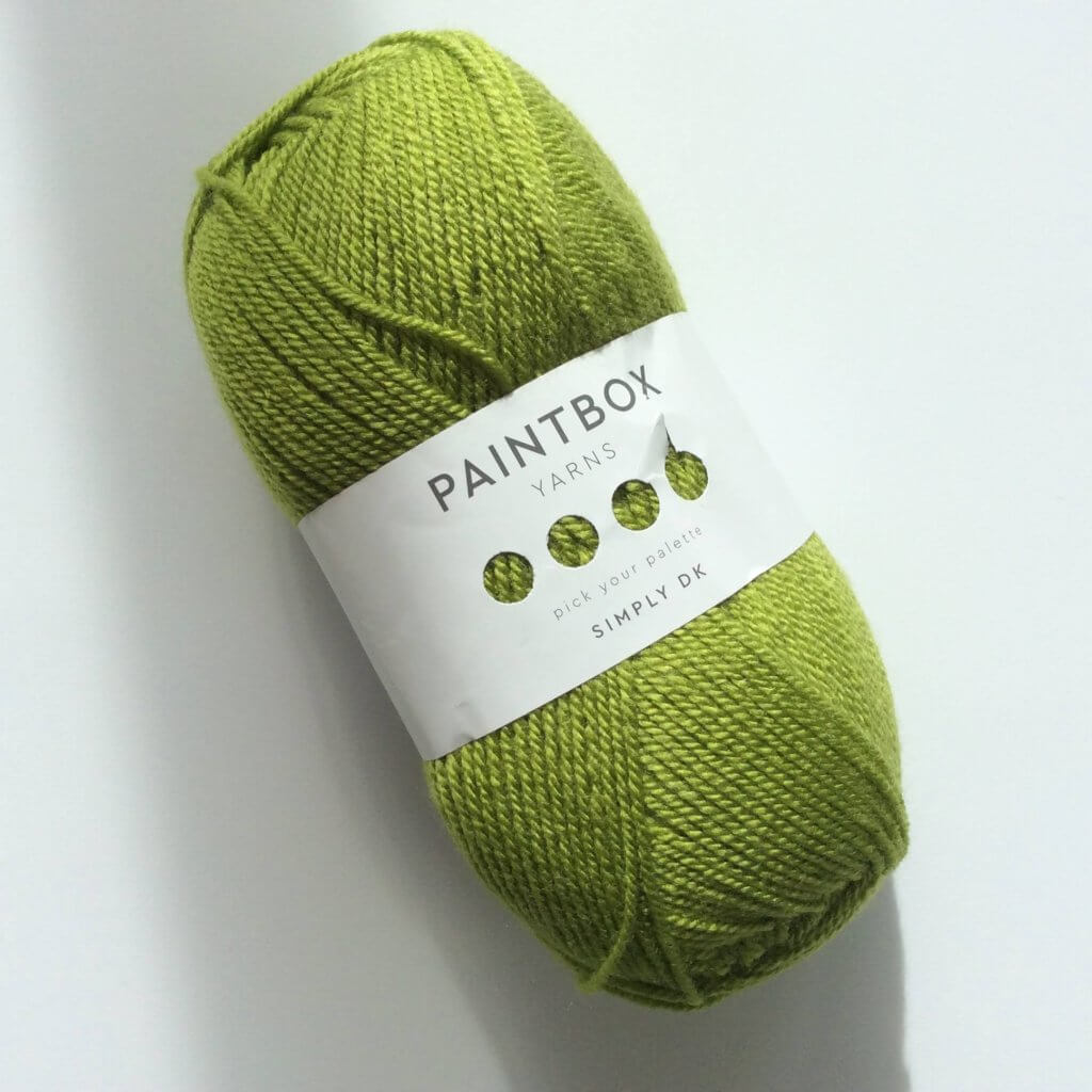Paintbox Simply DK Lime