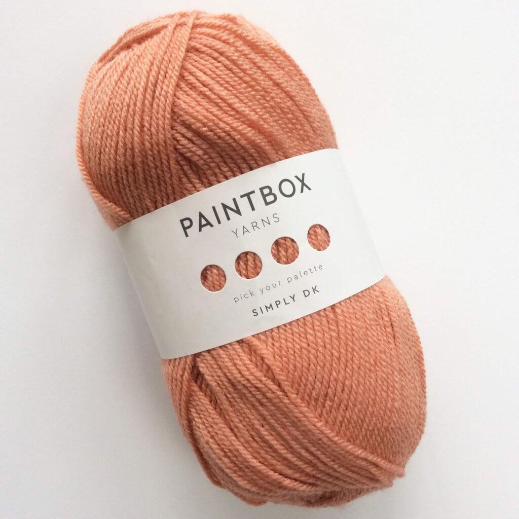 Paintbox Simply DK Vintage Pink