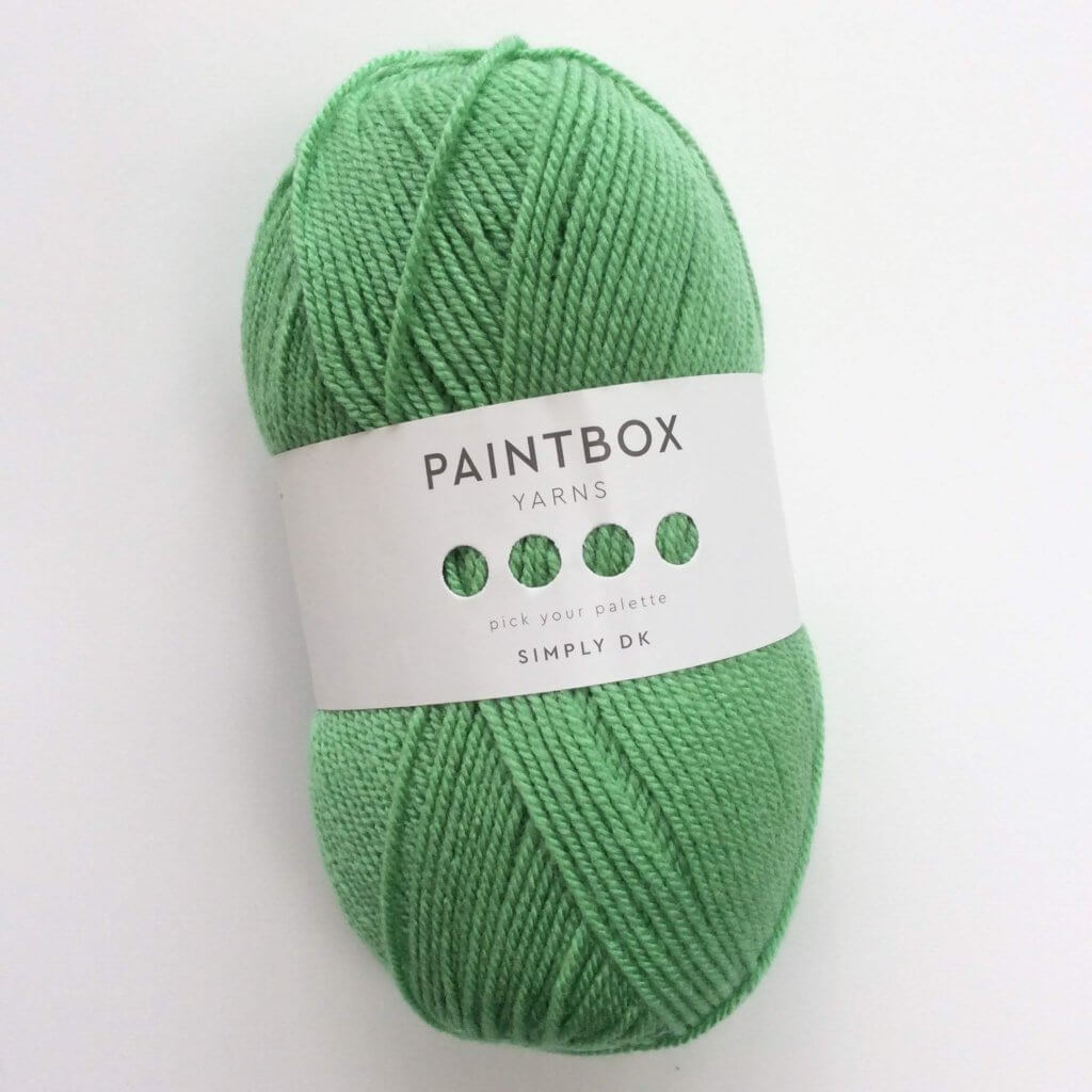 Painbox Simply DK Spearmint Green