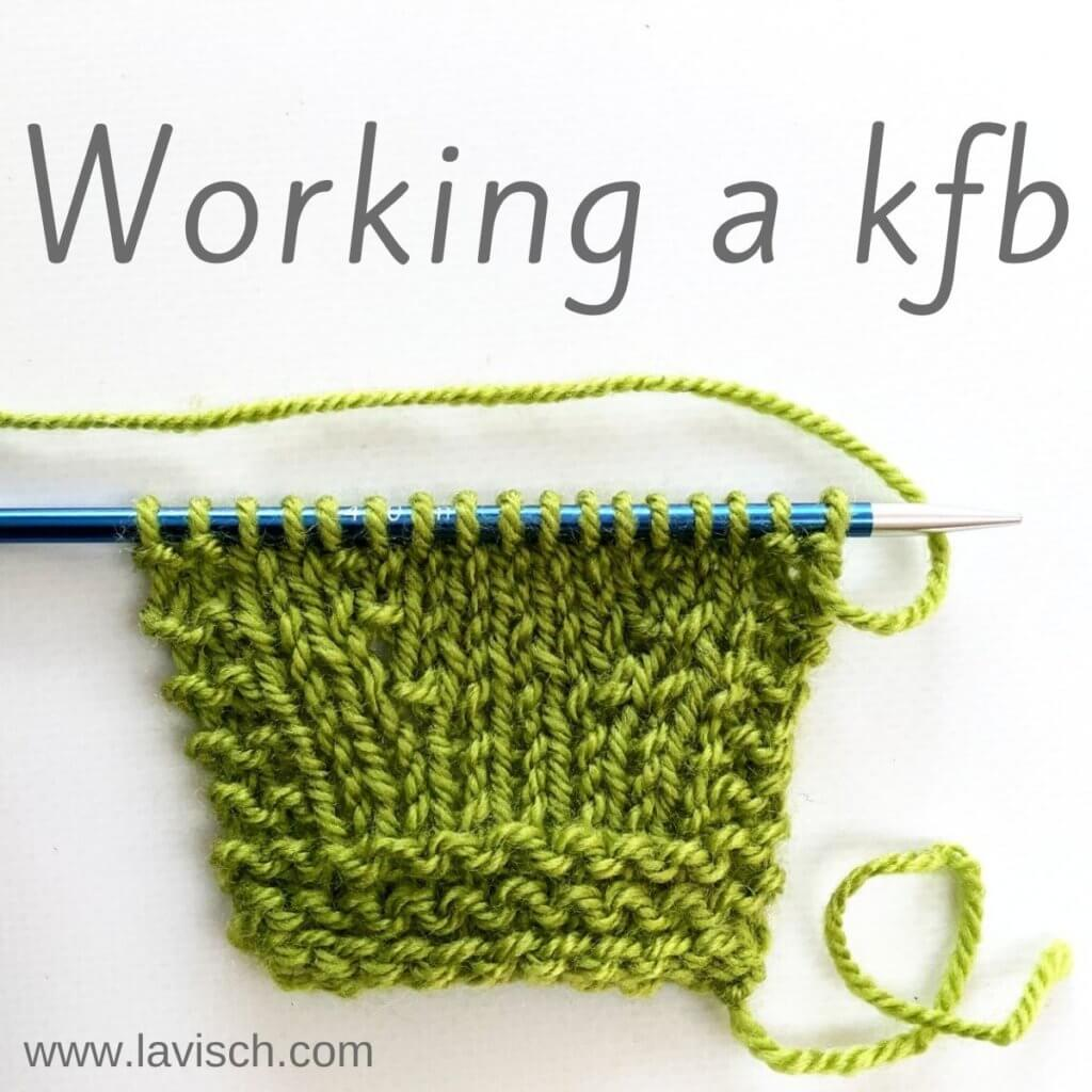 Working a kfb