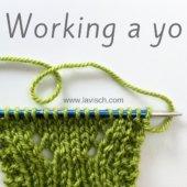 tutorial - working a yo