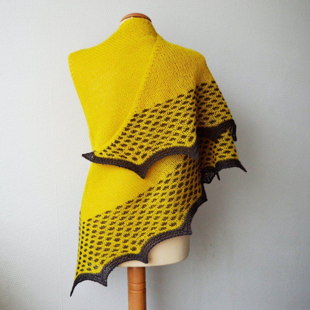 Faaborg shawl