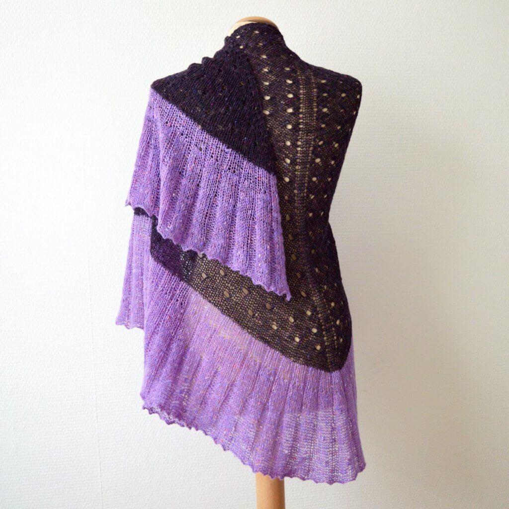 Arugula shawl