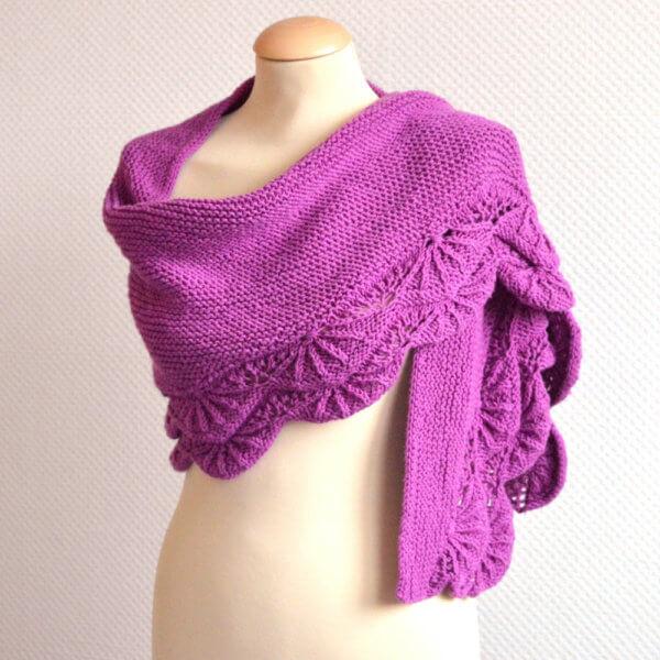 schelp shawl