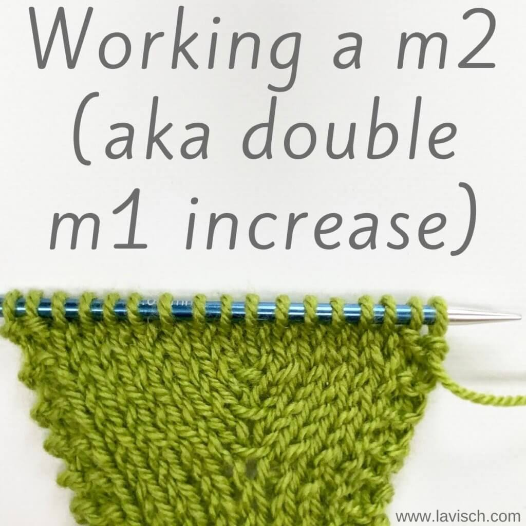 Working a m2 increase